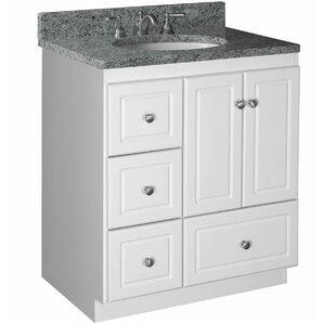 30 vanity with sink. Simplicity 30  Vanity Base 26 Bases You ll Love Wayfair