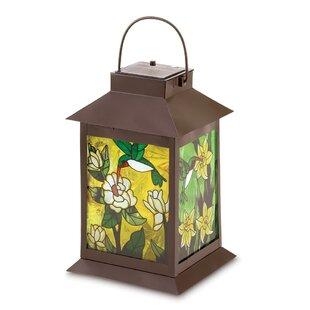 Hummingbird Solar Lantern by Zingz & Thingz