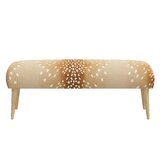 Cusco Upholstered Bench by World Menagerie