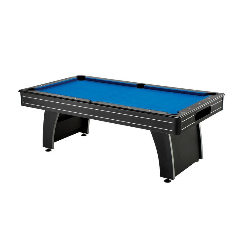 225 & Fat Cat Tucson MMXI 7 Foot Billiards Table with Accessories
