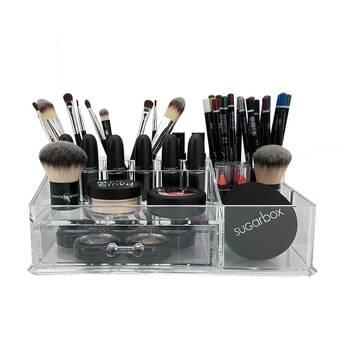 Rebrilliant Hugo Jewelry Cosmetic Holder Makeup Organizer Wayfair
