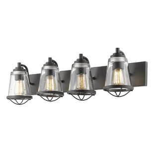 Breakwater Bay Crowder 4-Light Vanity Light