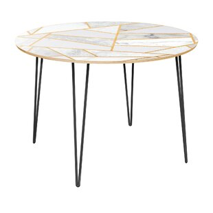 Hafner Dining Table Wrought Studio