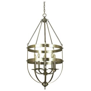 Alcott Hill Goff 5-Light Urn Pendant
