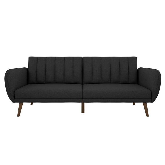 Superb Novogratz Brittany Full Convertible Sofa Pabps2019 Chair Design Images Pabps2019Com