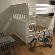f992ff90ca4 Image of Amani Full Over Full Bunk Bed with Trundle in user