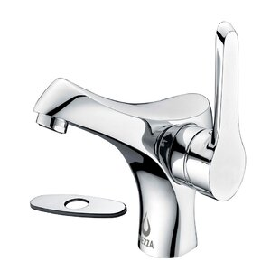 Nezza Falcon Bathroom Faucet with Deck Pl..