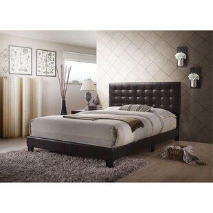 Birgith Queen Tufted Low Profile Storage Standard Bed by Latitude Run