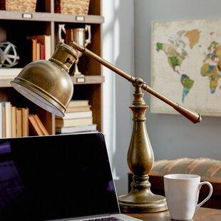 Malvern 20 Desk Lamp By Three Posts