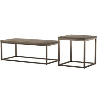 Helene 2 Piece Coffee Table Set