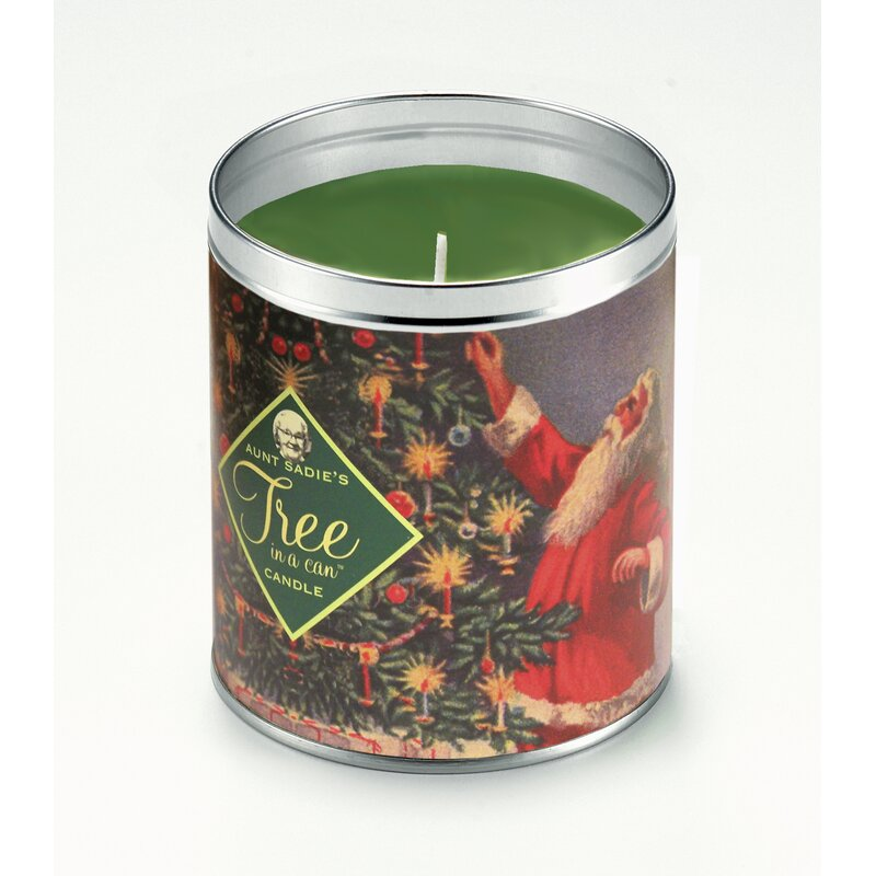 Santa Tree Famous Pine Scented Jar Candle Buy Online In Guernsey At Guernsey Desertcart Com Productid 133999110