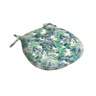 Tifany Seat Cushion By Bay Isle Home