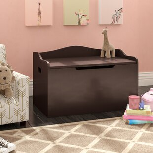 Clearance Latanya Bench Top Toy Box By Harriet Bee