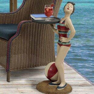 Beachside Beverly Plastic Side Table