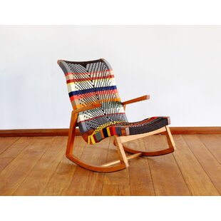 Amador Rocking Chair by Masaya & Co