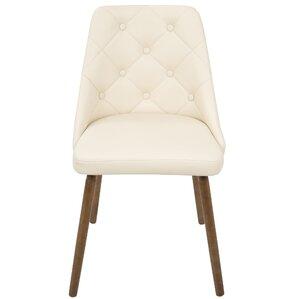 Baize Side Chair by Mercury Row