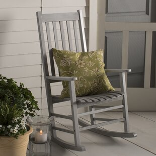 Kandace Rocking Chair by Beachcrest Home