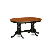 Pilcher Extendable Solid Wood Dining Table by August Grove®