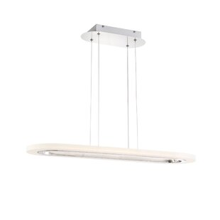 Orren Ellis Styer 1-Light LED Pendant