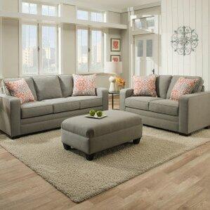 living room set with sofa bed. Duvall Springs Configurable Living Room Set Sleeper Sofa Sets You ll Love  Wayfair