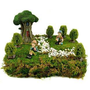 Iyana 5 Piece Fairy Garden Set by August Grove