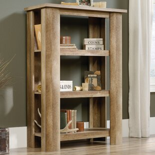 Kasandra Etagere Bookcase by Mistana Today Only Sale