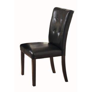 Mcchesney Upholstered Dining Chair (Set of 2)