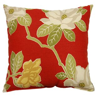Treme 100% Cotton Reversible Throw Pillow (Set of 2)