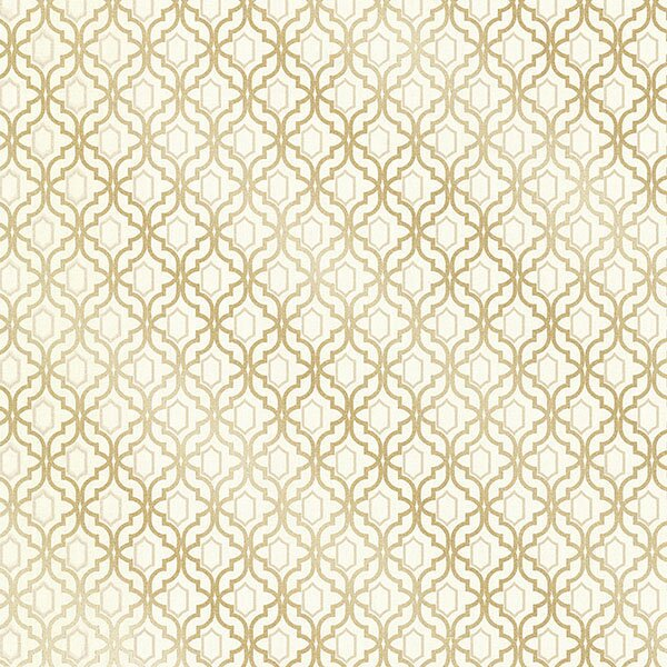 alhambra alcazaba 33 x 205 trellis wallpaper - Trellis Wall Paper