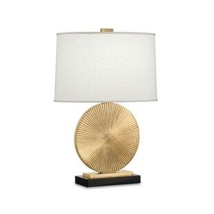 Circular 27.5 Table Lamp By Remington Lamp Company