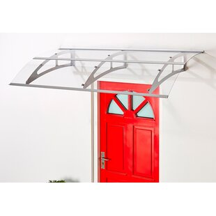 Statham W 2 X D 1m Door Canopy By Sol 72 Outdoor