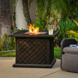 Gainsborough Stone Propane Fire Pit Table