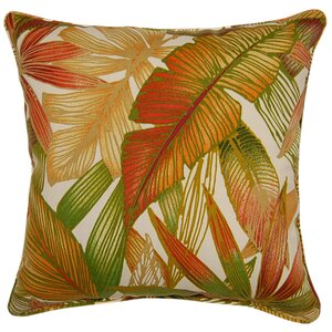Cantrel Outdoor Throw Pillow