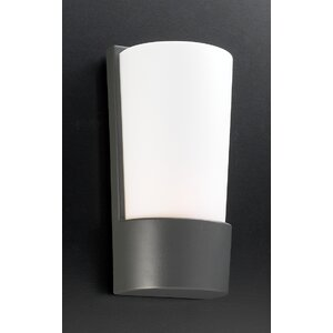 1-Light Outdoor Flush Mount