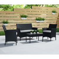 Deals on Osblek 4-Pc Sofa Seating Group with Cushions