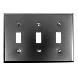 3 Toggle Switch Plate Wayfair