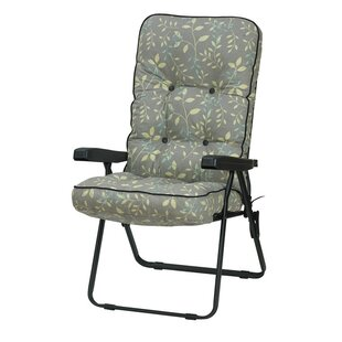 Farallones Recliner Chair With Cushion By Sol 72 Outdoor