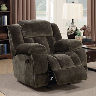 Compare & Buy Shamavi Transitional Manual Glider Recliner by Red Barrel Studio Reviews (2019) & Buyer's Guide