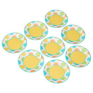 Elephants Paper Dessert Plate (Set of 8)