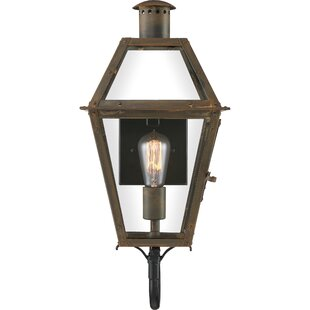 Lois LED Outdoor Wall Lantern by Laurel F..