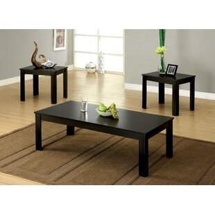 Talreja 3 Piece Coffee Table Set by Winston Porter