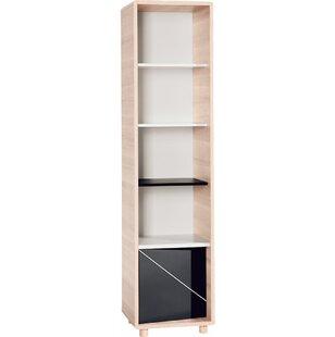 Galina Tall Narrow 190cm Standard Bookcase By Brayden Studio
