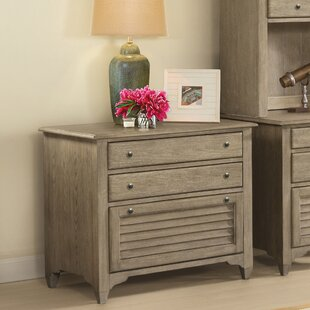 Darby Home Co Kamden 3-Drawer Lateral Filing Cabinet
