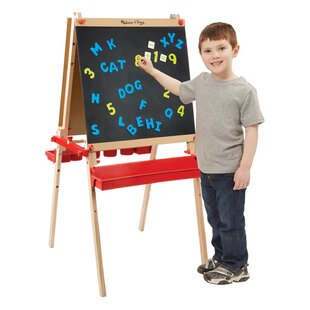 Folding Board Easel by Melissa & Doug