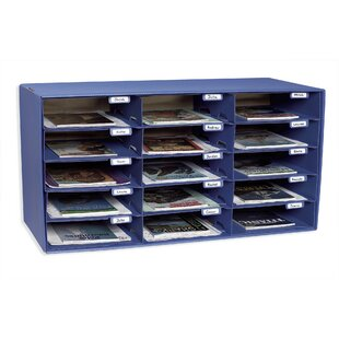 Best Deals Stackable 15 Compartment Cubby By Pacon Corporation