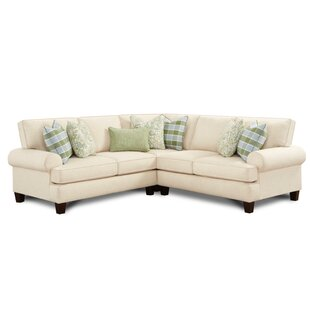 Coomer Symmetrical Sectional by Darby Home Co