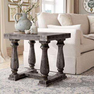 Baudemont End Table by Lark Manor