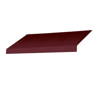 Awnings in a Box� Designer 8 ft. W x 2 ft. D Awning Replacement Cover by IDM Worldwide
