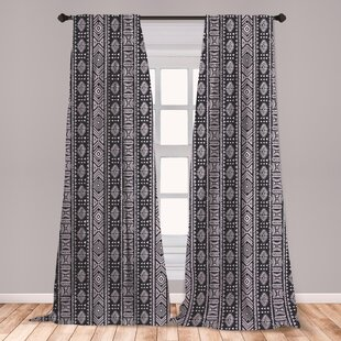 Country Bedroom Curtains Wayfair