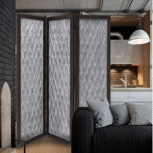 Brillion 3 Panel Room Divider by Brayden Studio